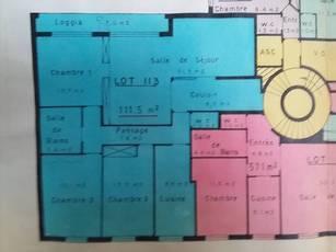 Vente appartement 5pièces 106m² Paris 18E - 1.370.000€