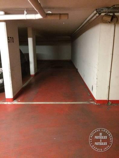 Vente Garage, parking Paris 11E  35.500€