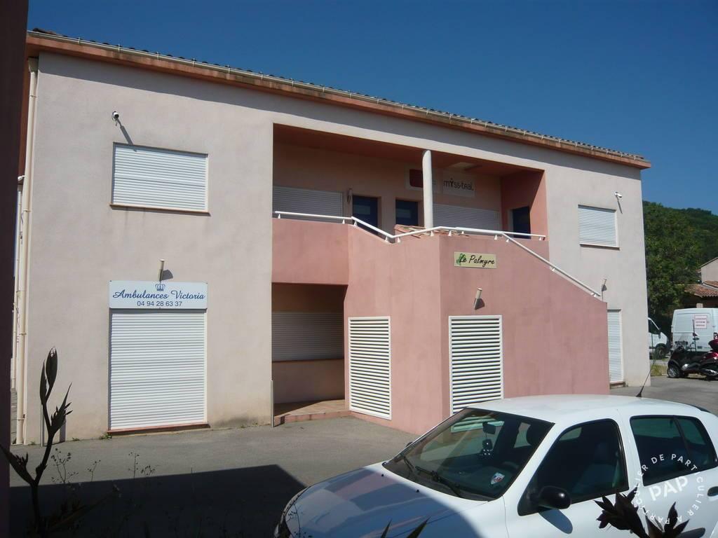 Location Bureaux et locaux professionnels Cuers (83390) 107m² 1.680€