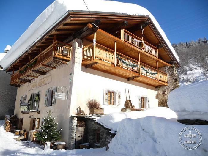 Vente Maison Sainte-Foy-Tarentaise (73640) 350m² 1.100.000€