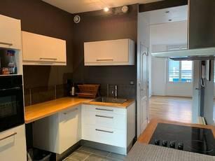 Location meublée appartement 4pièces 75m² Compiegne (60200) - 350€