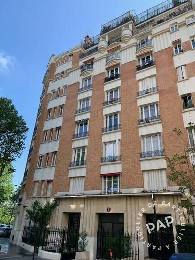 Vente appartement studio Paris 17e