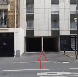 Vente garage, parking Paris 15E - 23.000 €