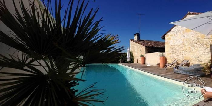 Vente Maison Haux (33550) 163m² 395.000€