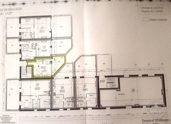 Appartement 89.000€ 30m² Alenya