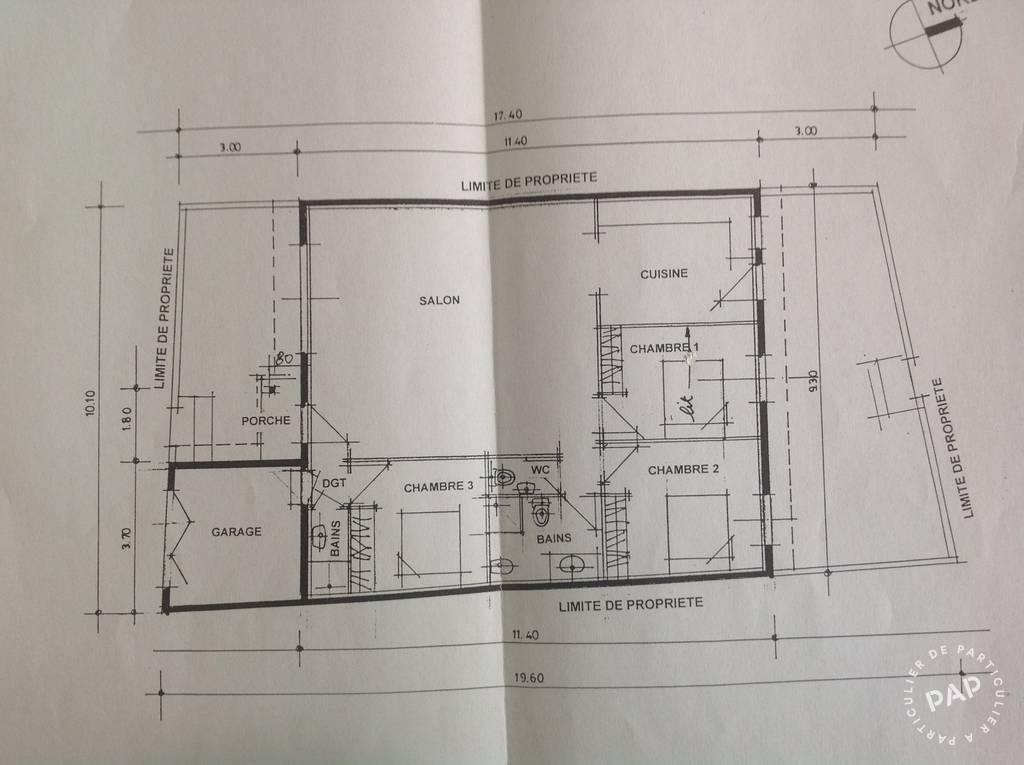 Immobilier Ciboure (64500) 540.000€ 115m²