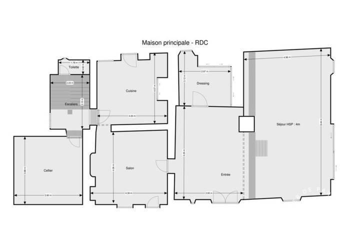 Vente Maison Montfort (04600) 295m² 558.000€