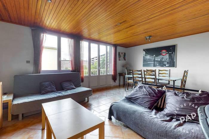 vente appartement 4 pi ces 76 m grenoble 38 76 m. Black Bedroom Furniture Sets. Home Design Ideas