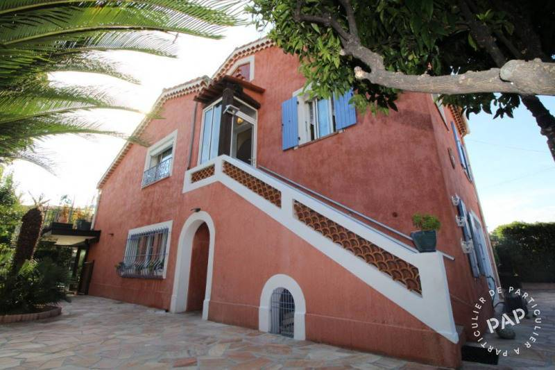 Vente Maison Villeneuve-Loubet Plage 177m² 845.000€