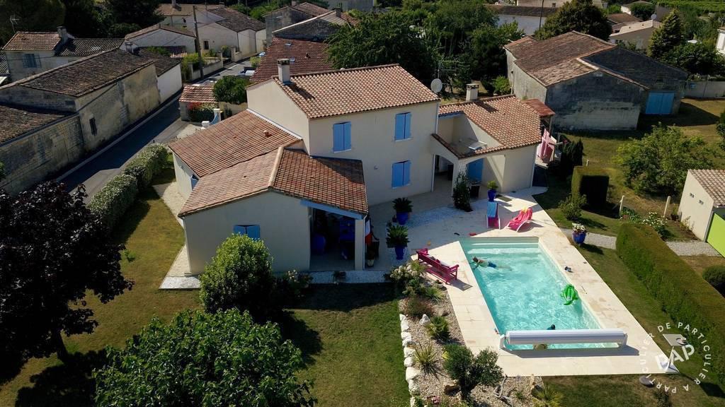 Vente Maison Tesson (17460) 157m² 325.000€