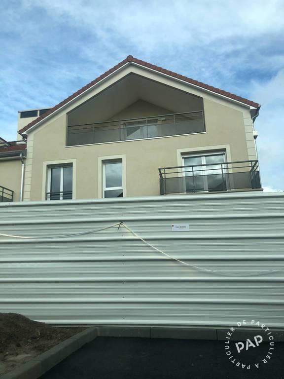 Vente Appartement Vaureal (95490) 59m² 230.000€