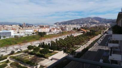 Vente appartement 2pièces 37m² Marseille 8E - 185.000€