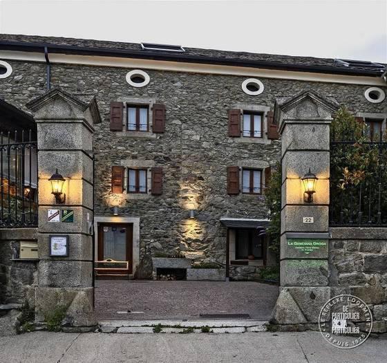 Vente Maison Angoustrine-Villeneuve-Des-Escaldes (66760) 550m² 450.000€