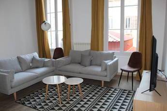 Location meublée chambre 12m² Marseille 6E - 620€