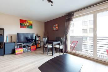 Vente appartement 2pièces 48m² Gennevilliers (92230) - 235.000€