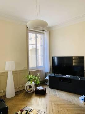 Location meublée appartement 3pièces 75m² Lyon 2E - 1.300€