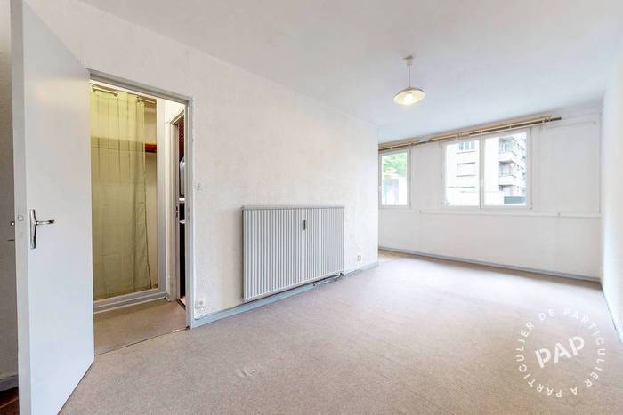 Vente appartement studio Nancy (54)