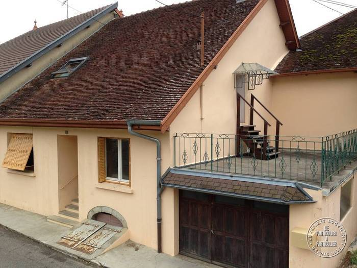 Vente maison 7 pièces Saint-Lothain (39230)
