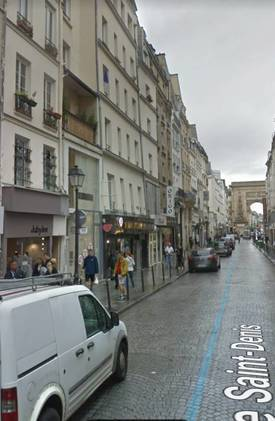 Vente local commercial 45 m² Paris 2E - 780.000 €