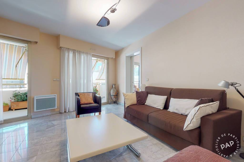 Vente appartement 3 pièces Roquebrune-Cap-Martin (06190)