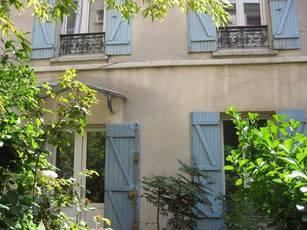 Location meublée maison 48m² Paris 19E - 1.450€