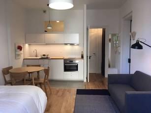 Location meublée appartement 27m² Lyon 7E - 650€