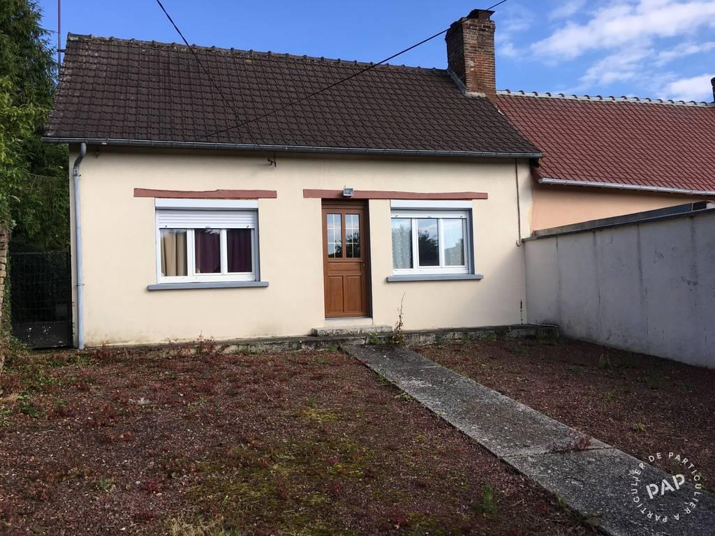 Vente maison 4 pièces Beaucamps-le-Vieux (80430)
