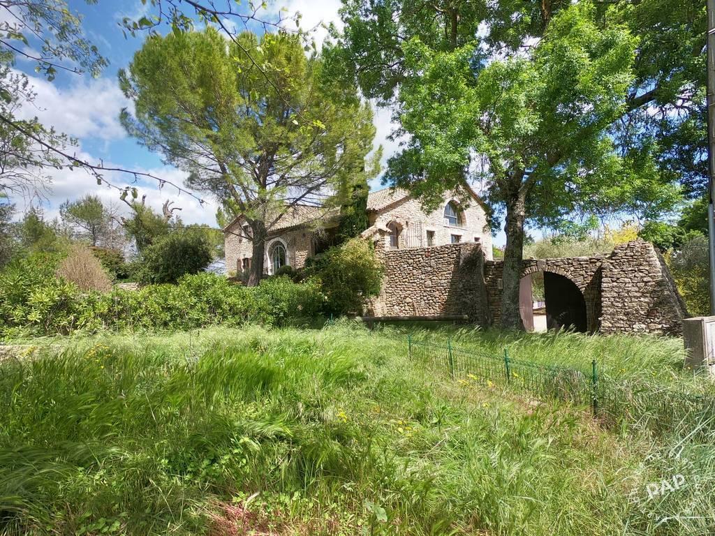 Vente Maison Rousson (30340) 715m² 945.000€