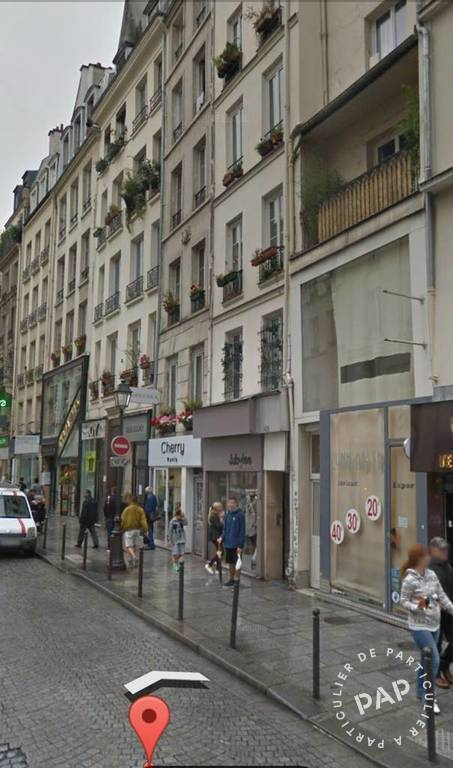 Vente immobilier 780.000 € Paris 2E