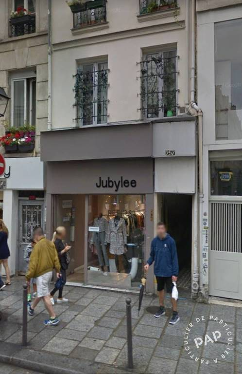Local commercial Paris 2E 780.000 €