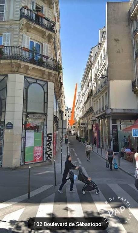 Vente Paris 2E 45m²