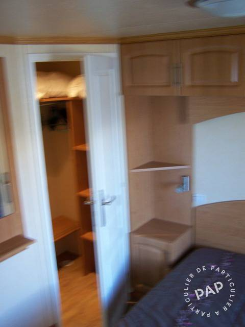 Chalet, mobil-home