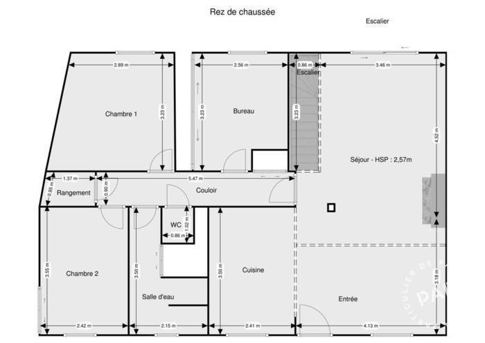 Vente Maison Montigny-Le-Bretonneux (78180)