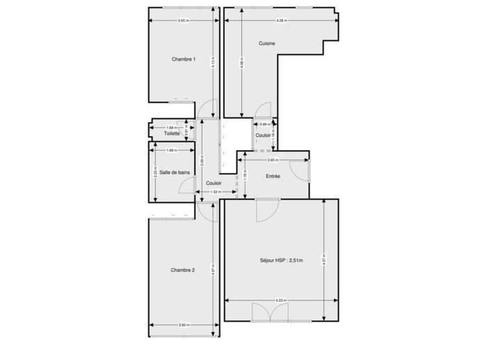 Vente Appartement Vanves (92170)