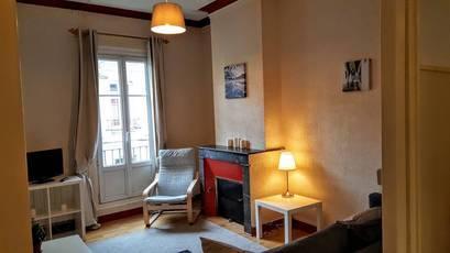 Location meublée appartement 2pièces 32m² Bordeaux (33) - 675€
