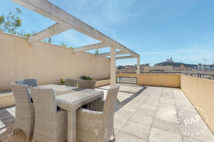 Vente Appartement Marseille 6E 89 m² 400.000 €