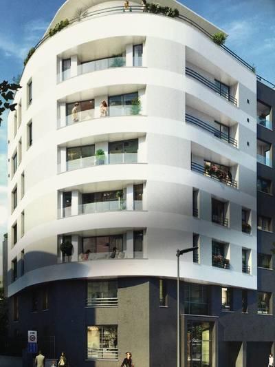 Location appartement 2pièces 45m² Issy-Les-Moulineaux - 1.200€