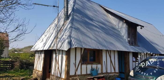 Vente maison 2 pièces Saint-Benoît-des-Ombres (27450)