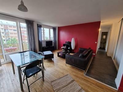 Location meublée appartement 3pièces 63m² Montreuil - 1.350€