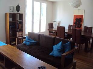 Location meublée appartement 4pièces 74m² Rueil-Malmaison (92500) - 1.300€