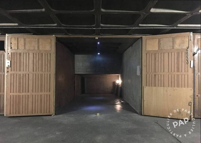 Vente Garage, parking Paris 19E  21.000 €