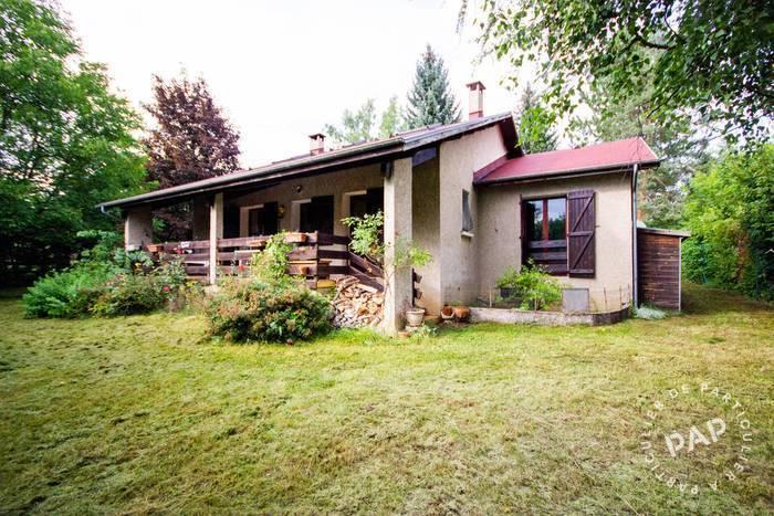 Vente maison 5 pièces Montclar (04140)