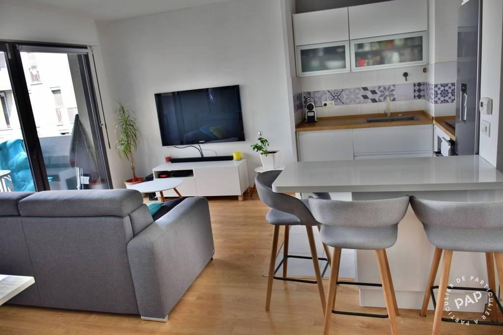 Vente appartement 4 pièces Colombes (92700)