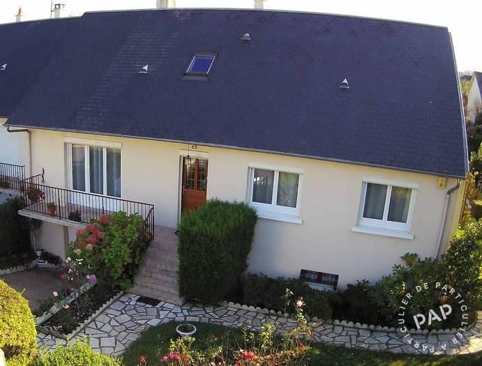 Vente maison 8 pièces Blois (41000)