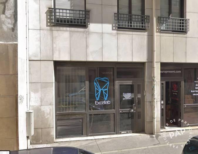 Vente et location Bureaux, local professionnel Paris 17E 65m² 385.000€