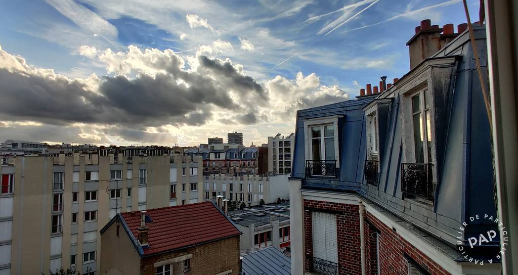 Location Appartement Paris 13E 37 m² 1.261 €