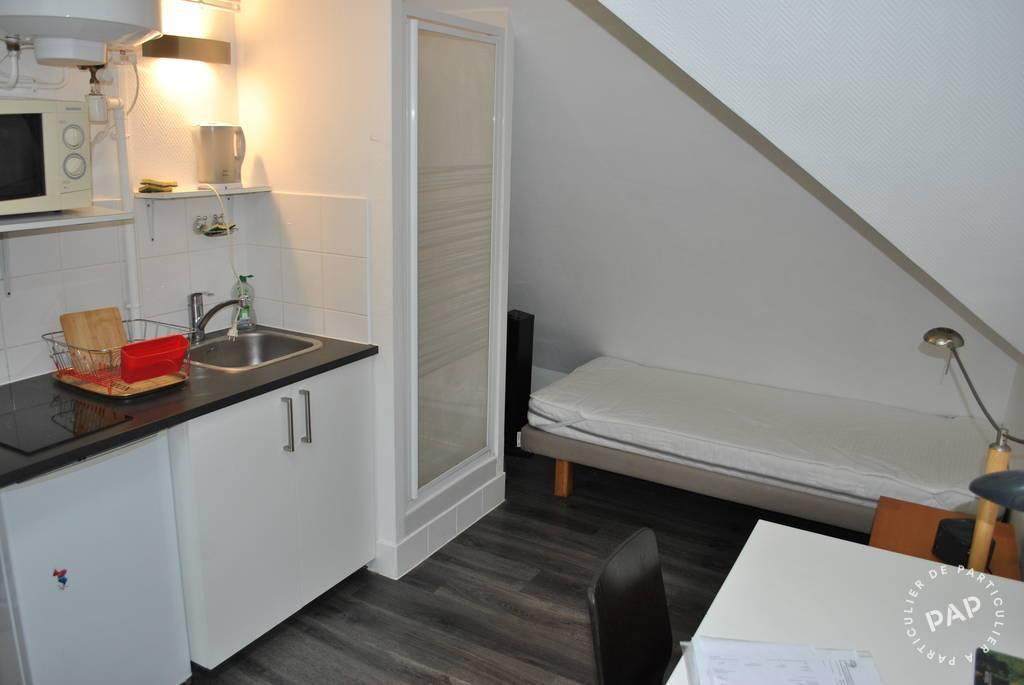 Immobilier Indépendante - Paris 17E 550€ 12m²