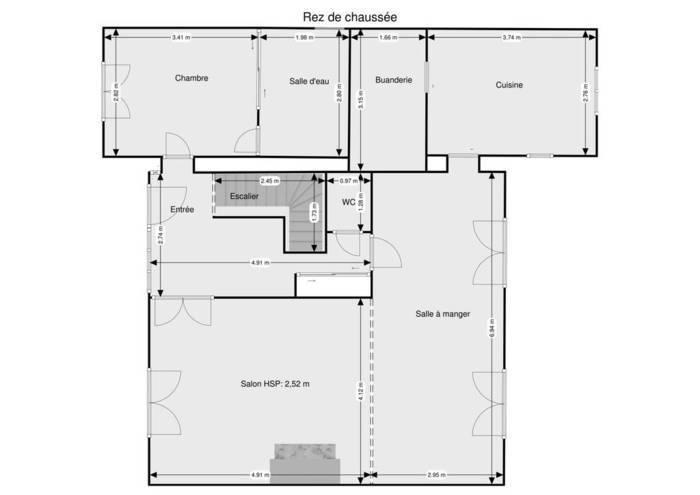 Vente Maison Jouars-Pontchartrain (78760) 145m² 449.000€