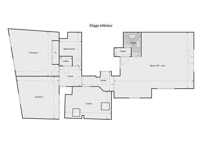 Vente Appartement Sceaux (92330) 135m² 1.100.000€