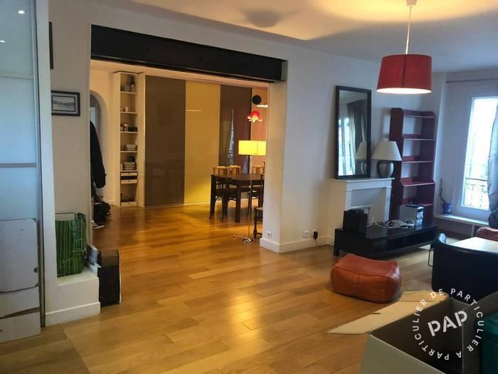 Location appartement 4 pièces Paris 11e